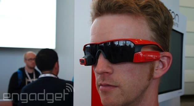 Vuzix plans to make smart sunglasses you'd actually like to wear