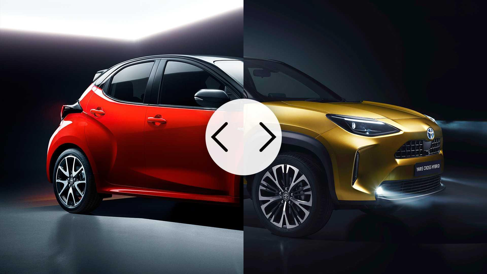 What Changes Between Car And Crossover?