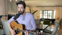 Drew Scott's Cover of an Otis Redding Classic Will Brighten up Your Summer Weekend