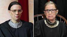 See Kate McKinnon's best moments as Ruth Bader Ginsburg on Saturday Night Live
