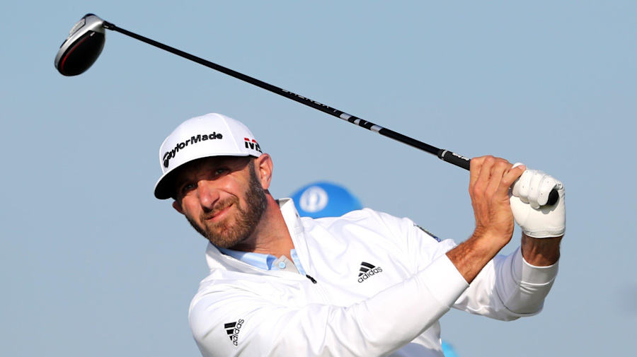 Dustin Johnson a doubt for US PGA Championship due to knee problem