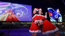 【聖誕好去處】尖東聖誕燈飾打卡影相位!攝影比賽贏酒店餐飲券
