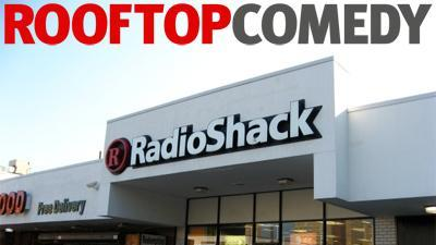Rebranding the Radio Shack