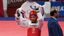 蘇柏亞遭日本亞運銅牌逆轉首輪出局