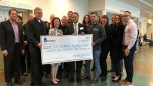 SoCalGas Employees Give $23,000 Grant to Los Angeles Homeless Shelter & Development Center, The Midnight Mission