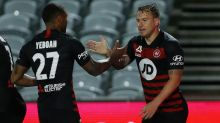 Wanderers steal late A-League point
