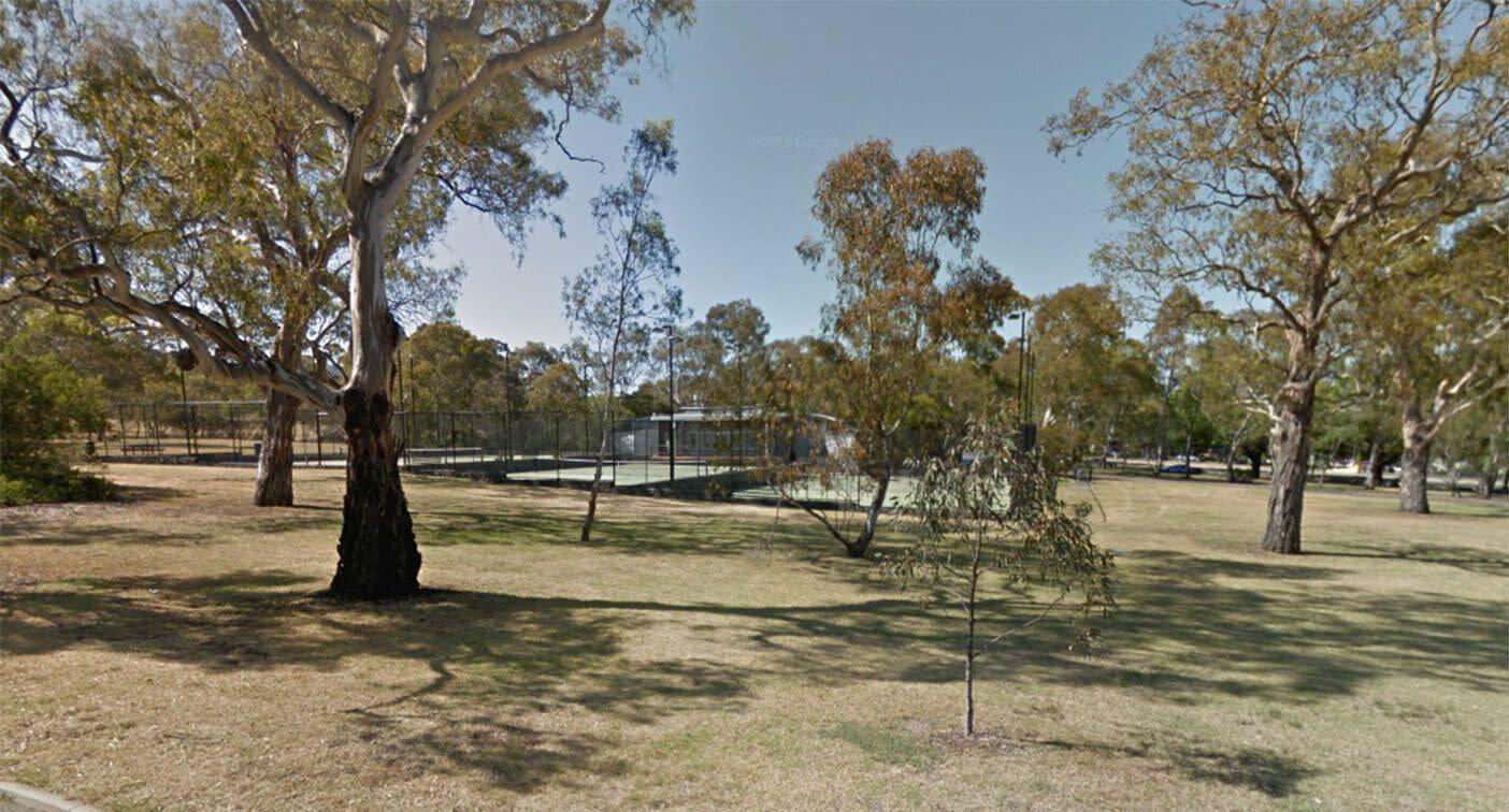 Woman found dead near Melbourne tennis courts