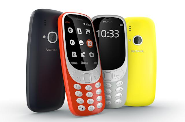 The new Nokia 3310 launches in the UK on May 24th