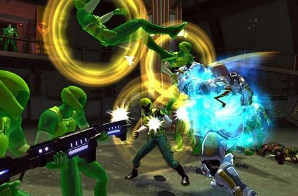 Four Champions Online gameplay videos surface