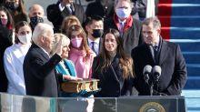 Read Joe Biden's Inauguration Speech In Full