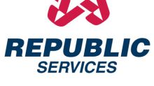 Republic Services, Inc. Reports First Quarter 2018 Results