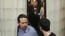"""Iglesias reprocha a otros dirigentes que """"no den la cara"""" como ha hecho él tras la compra de su 'casoplón'"""