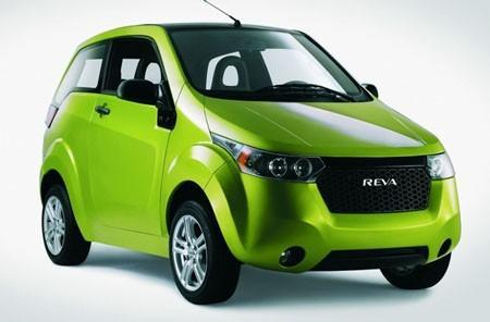 To proceed another five miles, TXT 'DESIGN FLAW' to your Reva electric car