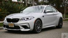 Revisión del coupé deportivo BMW M2 Competition 2019