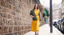 春天就是穿淨色連身裙的季節!買之前不妨細選質地剪裁和顏色