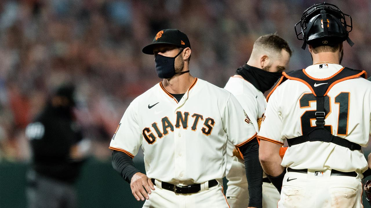 Giants leaking oil as they begin crucial final week of playoff push