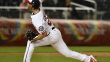Immaculate Deception: Kyle Finnegan fans three on nine pitches in sixth for immaculate inning...
