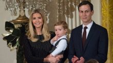 Ivanka Trump photo with son sparks backlash over border separations