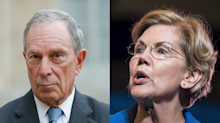 Elizabeth Warren admits she intended to tank Bloomberg's candidacy at debate