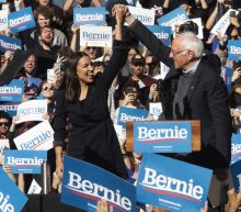 If Bernie Sanders is stuck in D.C. for an impeachment trial, AOC could campaign for him