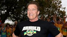 Arnold Schwarzenegger Postpones the Majority of His Sports Festival Over Coronavirus Concerns