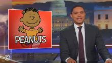 'Peanuts' cartoons have racial stereotype, according to 'The Daily Show'