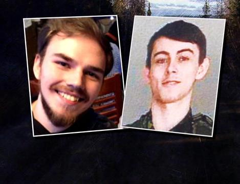 Police identify 2 teenagers as suspects in Canada highway murders