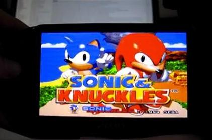 PlayStation Vita shown running Sega Genesis titles (video)