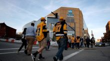 Penguins fan stabbed in head refuses treatment until game is over