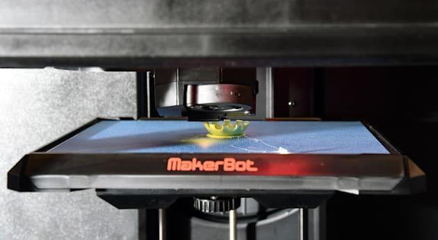 MakerBot lays off one-fifth of its workforce