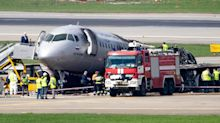 News on the move: Jet crash in Russia kills more than 40
