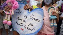 """La solidaridad del padre de Yaiza con la madre de Anna y Olivia y su condena al """"machismo"""""""