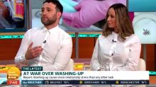 Blue's Anthony Costa reveals he CAN'T use a washing machine