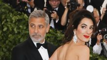 George and Amal Clooney's twins turn 1! Find out their first word