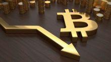 Bitcoin profondo rosso