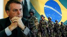 #Verificamos: É falso que Bolsonaro convocou reservistas para auxiliar EUA contra o Irã