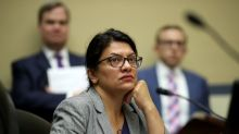 Rep. Rashida Tlaib Apologizes After Booing Hillary Clinton at Bernie Sanders Campaign Event
