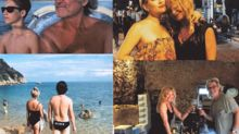 Instacram: Kate Hudson and Goldie Hawn are goddesses on family vacation in Greece