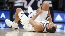 Sources: Jazz center Rudy Gobert expected to miss 4-to-6 weeks with bone bruise in knee