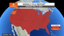 The beginning of the end for the flu season?