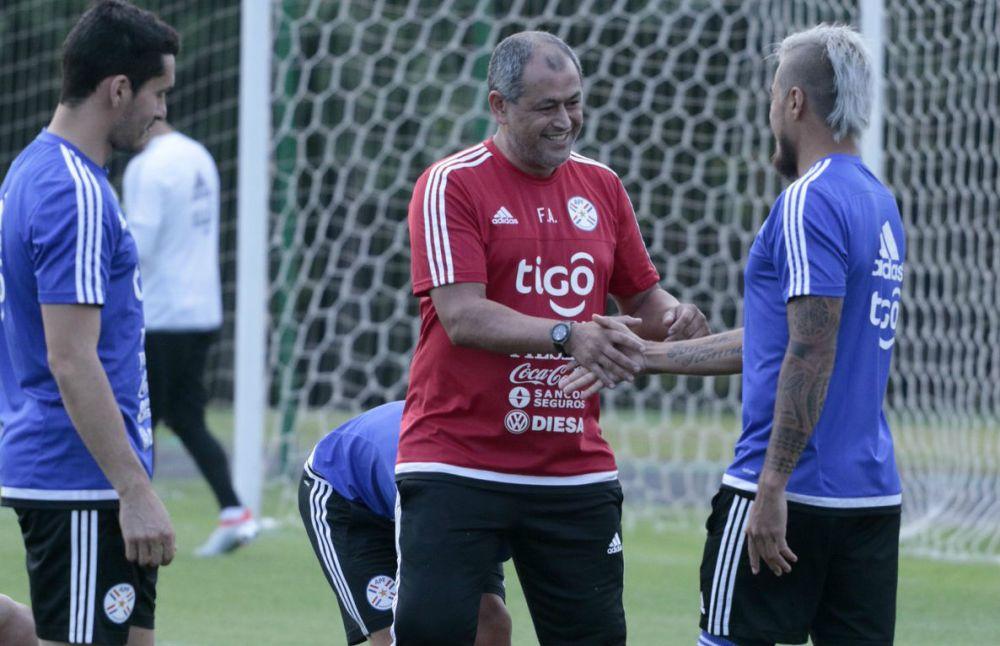 La agenda de la Selección de Paraguay