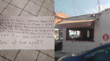 El vendedor de comida en México que muestra que ante la crisis, siempre hay una opción antes del crimen