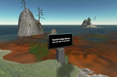 NOAA Expands in Second Life