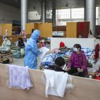 China's coronavirus death toll rises to 2,442
