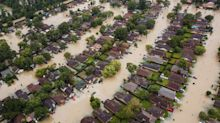 Aerial Photos Show True Scale Of Flooding Catastrophe In Houston