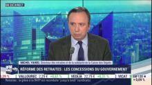 La réforme des retraites de Macron ne devrait pas être la dernière, avertit un responsable de la CDC