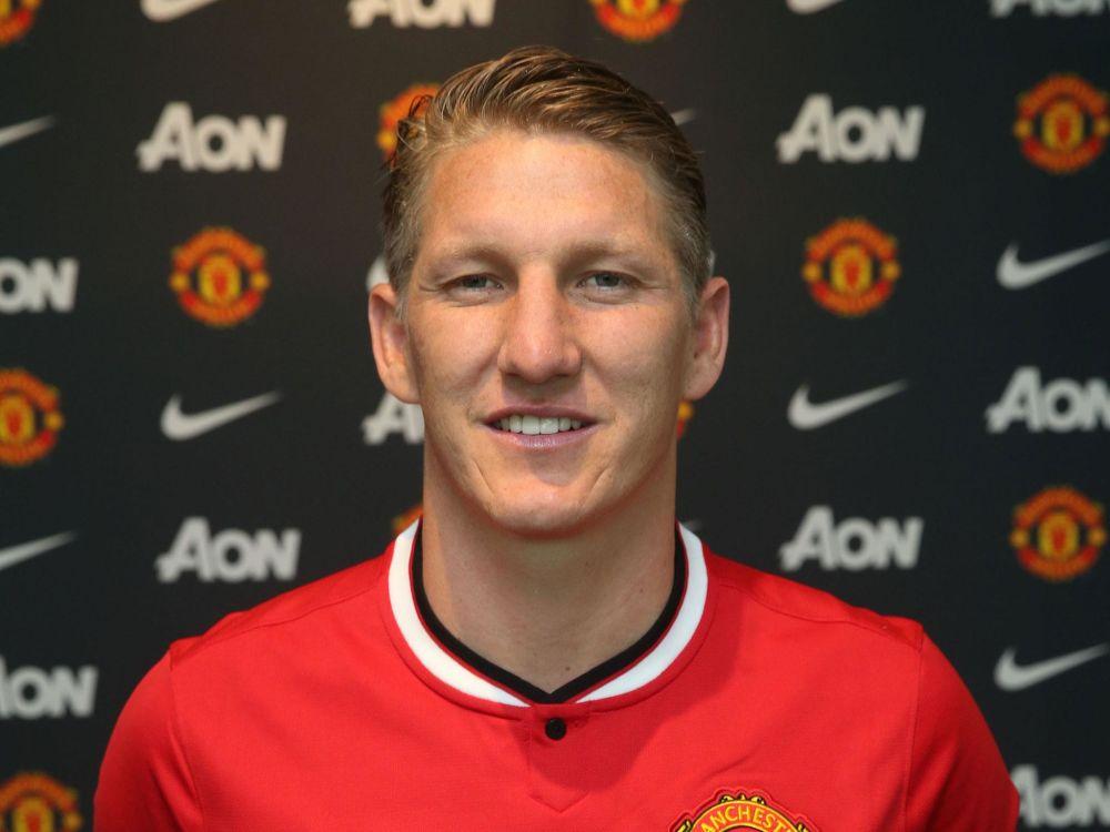 Bastian Schweinsteiger has left Manchester United: Getty