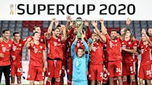 Bayern Munich beat Borussia Dortmund to clinch the German Super Cup, while Real Madrid and Inter Milan also win