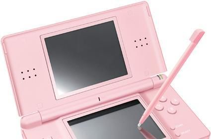Nintendo launches Onyx and Coral Pink DS Lites