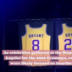 Here's how Kobe Bryant is being remembered at the 2020 Grammys